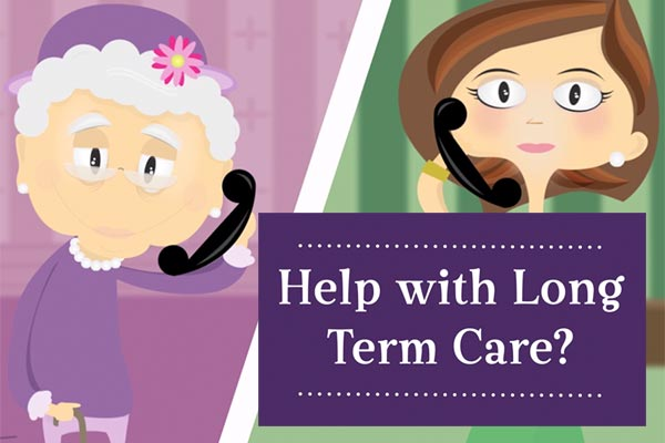 Help with long term care? - video still