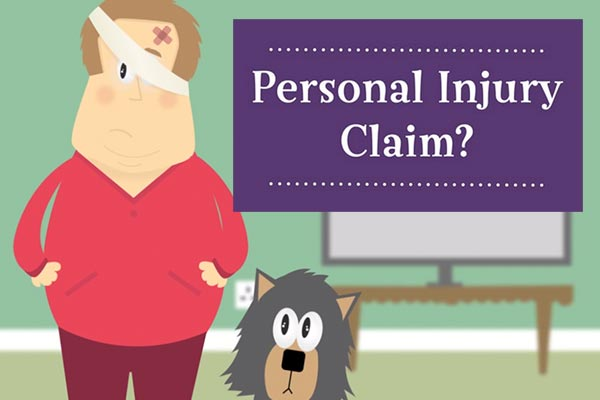 Personal injury claim? - video still