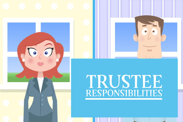 Trustee responsibilities - video still